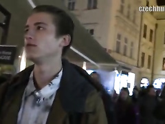 Twink meets pretty guy on street and takes him home to fuck his ass