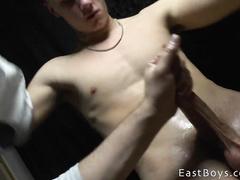 Big cock deserves hard masturbation